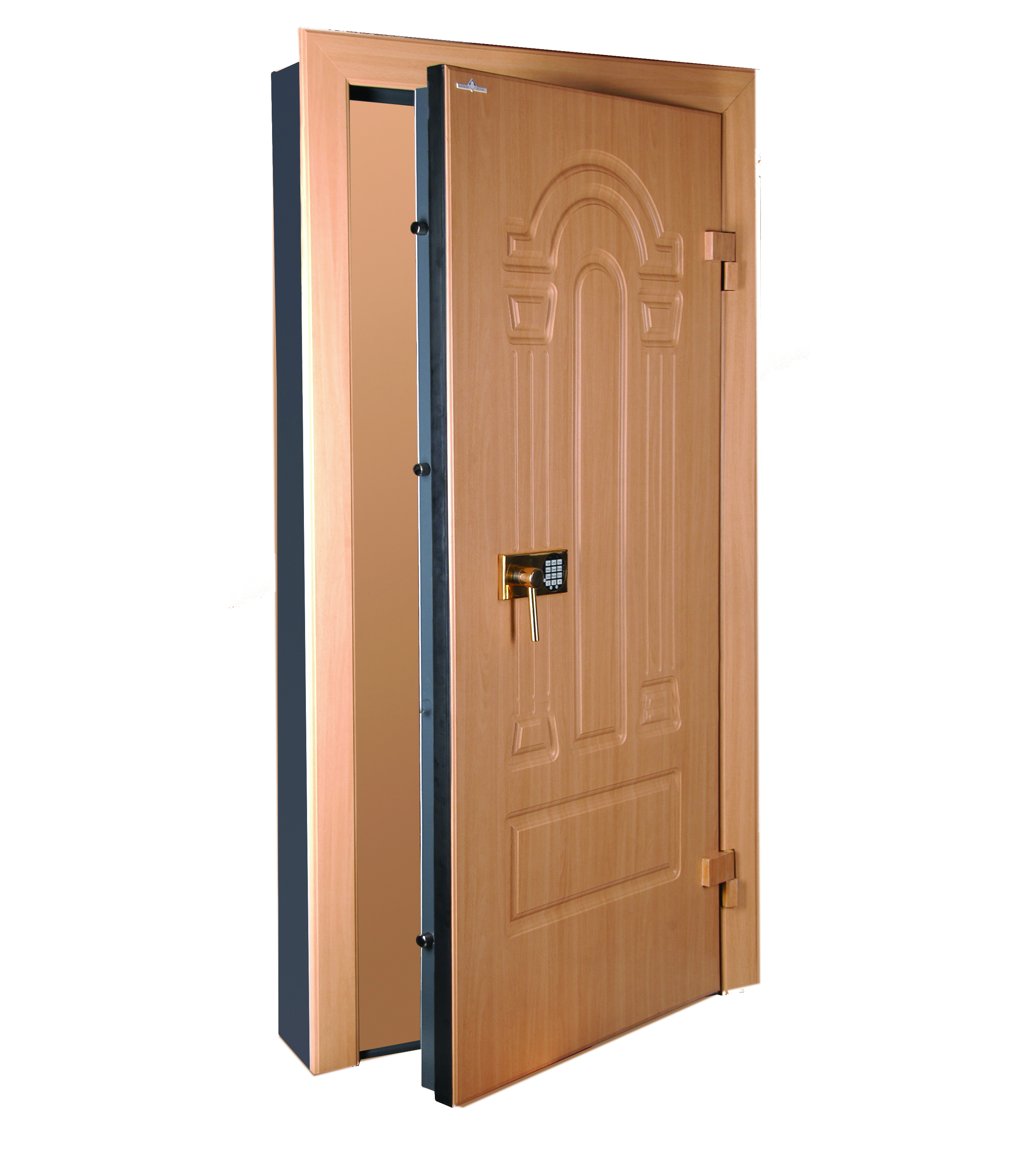 Strongroom Doors - HPTV Series  sc 1 st  Hartmann Tresore Middle East LLC Dubai UAE & Room Safe in Dubai UAE | Strongroom Doors with Modular Design