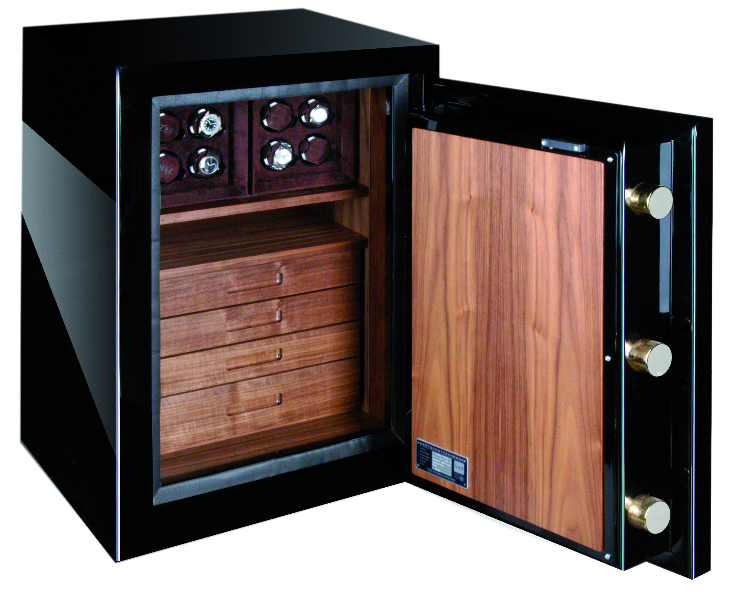 Luxurious and High Quality Watch Safes by Hartmann Tresore